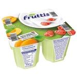 Продукт йогуртовый Fruttis Легкий 0,2% Абрикос-Малина 4х125г
