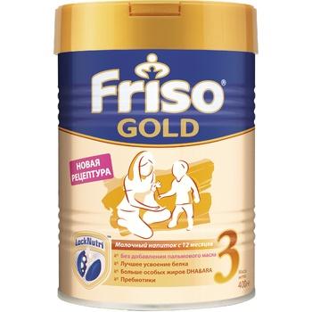 Сухой молочный напиток Friso Gold 3 Lock Nutri для детей от 1 года 400г