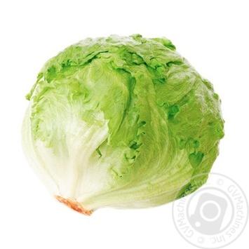 Iceberg salad, kg