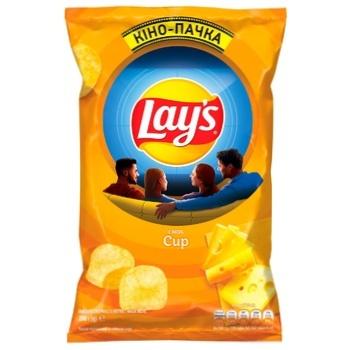 Чипсы Lay's картофельные со вкусом сыра 200г