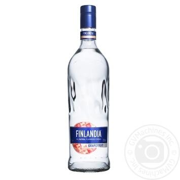 Водка Finlandia Грейпфрут 37.5% 1л - купить, цены на Novus - фото 1