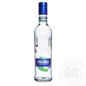 Finlandia Vodka Lime 37.5% 0,5l - buy, prices for EKO Market - photo 1