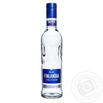 Водка Finlandia 40% 0,5л - купить, цены на МегаМаркет - фото 1