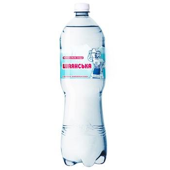 Вода Шаянская минеральная лечебно-столовая сильногазированная 1,5л - купить, цены на СитиМаркет - фото 1