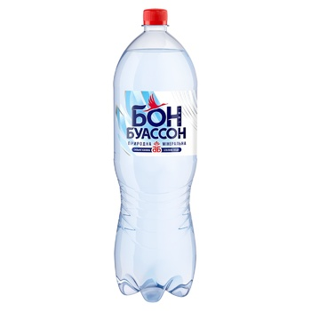 Sparkling mineral water Bon Boisson 2l - buy, prices for Auchan - photo 2