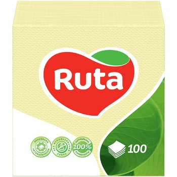Ruta Table Napkins 100pcs in Assortment - buy, prices for Novus - image 1