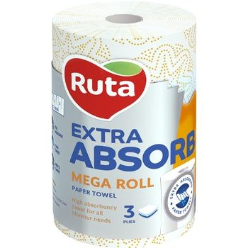Ruta Select Mega Roll Paper Towels 1pc - buy, prices for Novus - image 1