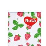 Ruta Double Lux Flora Napkins 24x24cm 2layer 40pcs
