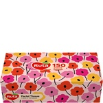 Ruta Woman Brick White Cosmetic Napkins 2layer 150pcs