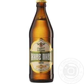 Opillya Classic light beer 3.7% 0.5l - buy, prices for Furshet - image 1