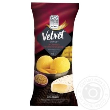 Limo Velvet mango-passion fruit ice-cream 80g - buy, prices for Metro - image 1