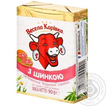 Vesela Korivka Processed Cheese With Ham - buy, prices for Furshet - image 2