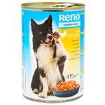 Консерва Reno для собак з м'ясом птиці 415г