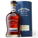 Appleton Estate 21 yrs rum 43% 0.7l