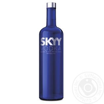 Skyy Vodka 0.7l - buy, prices for CityMarket - photo 1