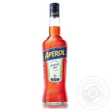 Лікер Aperol Aperetivo 1л - купити, ціни на Метро - фото 1