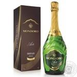Вино игристое Mondoro Asti Dolce DOCG белое сладкое 7,5% 0,75л