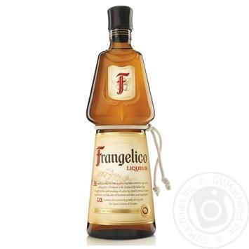 Ликер Frangelico 20% 0,7л - купить, цены на Novus - фото 1
