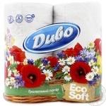 Туалетная бумага Диво 4шт - купить, цены на МегаМаркет - фото 1