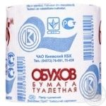 Obuhiv Toilet Paper 65m - buy, prices for Furshet - image 1