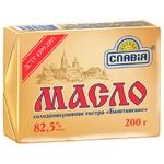 Slaviya Bashtanske Extra Sweet Cream Butter 82,5% 200g