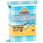 Slavia Creamy Hard Cheese 50% 220g