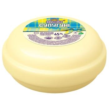 Slaviya Suluguni Cheese 45%