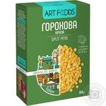 Крупа горохова Art Foods 4x125г