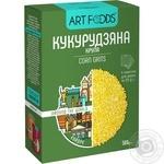 Крупа Art Foods кукурузная 4х125г