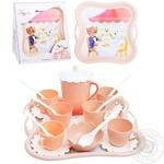 Набір посуду модне чаювання в коробці арт. 39410 - купити, ціни на МегаМаркет - фото 1
