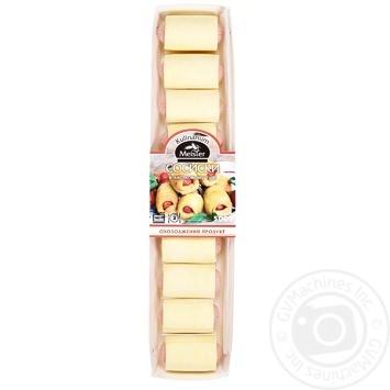 Сосиски Kulinarium Meister в слоеном тесте 500г - купить, цены на Ашан - фото 1
