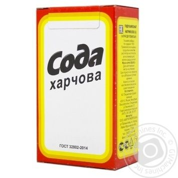 Baking Soda - buy, prices for MegaMarket - image 1