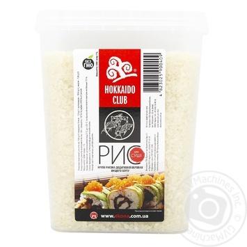 Рис Hokkaido Club для суши 1кг