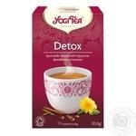 Чай Yogi Tea Detox 17 пакетиков