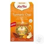 Чай Yogi Tea Куркума 17 пакетиков