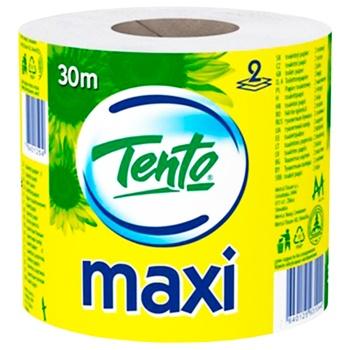 Папір Tento Maxi туалетний 1рул - купити, ціни на CітіМаркет - фото 2