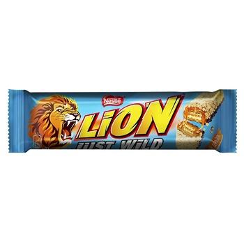 Батончик NESTLÉ® LION® Just Wild 31г