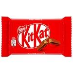 Батончик NESTLÉ® KITKAT® 4-FINGER в молочном шоколаде 41,5г