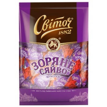 SVITOCH® Zoriane Siaivo sharing sweets 210g - buy, prices for CityMarket - photo 1