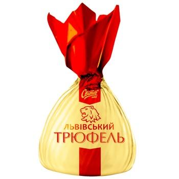 Конфеты СВІТОЧ® Львовский трюфель весовые