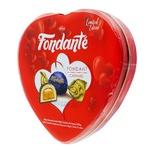 Конфеты Elvan Fondante Caramel сердце 300г