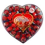 Конфеты Elvan Truffle Heart с клубникой 280г