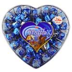 Конфеты Elvan Truffle Сердце с кокосом 280г