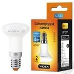 Лампа світлодіодна Videx LED R39E 4W E14 3500K