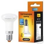 Лампа світлодіодна Videx LED R39E 4W E14 4100K