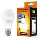 Лампа світлодіодна Videx LED A60ED3 12W E27 4100K