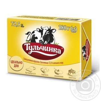 Tulchinka Vegetable cream mixture 72.5% 180g - buy, prices for Furshet - image 1