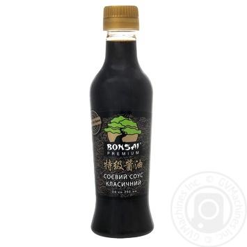 Cоус соевый Bonsai Классический 250мл - купить, цены на Novus - фото 2