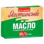Yahotynske Sandwich Sweet Cream Butter 69,2% 200g