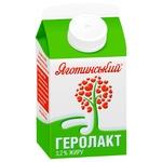 Продукт харчовий кисломолочний Геролакт питний 3.2% Яготинський 500г